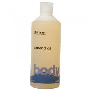 Strictly Pro Almond Oil