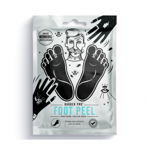 Barber Pro Foot Peel Mask