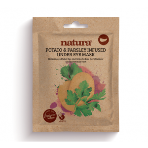 Natura Potato and Parsley Infused Under Eye Masks