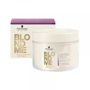 BlondMe Brilliance Intense Treatment 200ml