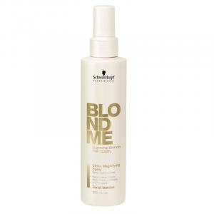 BlondMe Shine Magnifying Spray