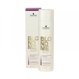 BM Brilliance Shampoo Warm 250ml