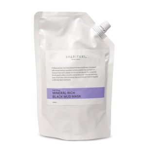 Earl Grey Body Mineral Rich Black Clay Mask