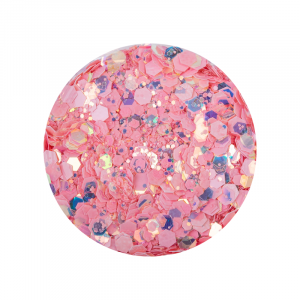 Fruit Smoothie Glitter - Strawberry Crush