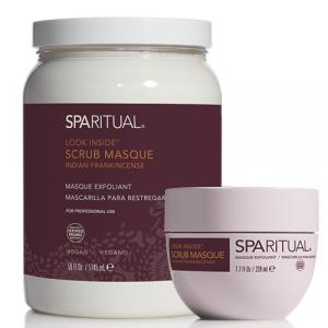 Look Inside Scrub Masque