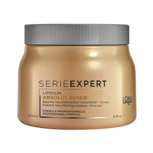 Loreal Serie Expert Absolute Repair Golden Masque - Fine Hair