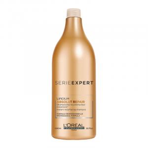 Loreal Serie Expert Gold Quinoa Absolut Repair Shampoo