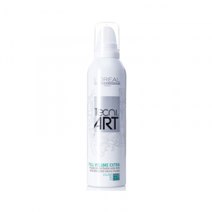 Loreal Tecni.art Full Volume Extra Mousse 250ml