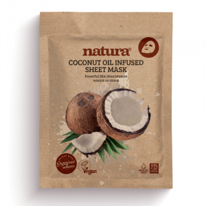 Natura Coconut Infused Sheet Mask
