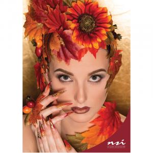 NSI Autumn Nails Poster