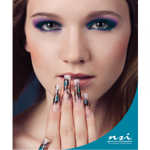 NSI  Poster Peacock Beauty