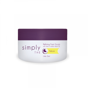 Hive Simply The Refining Foot Scrub
