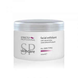 Strictly Pro Facial Exfoliant