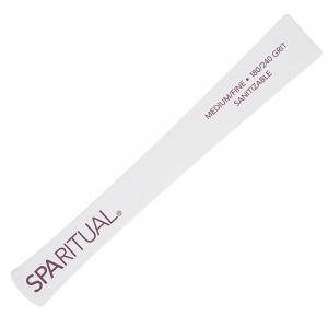 SpaRitual White 180/240 Grit File