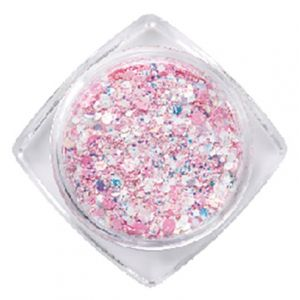 Fruit Smoothie Glitter - Strawberry Cream