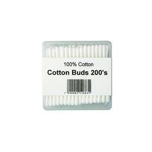 Cotton Buds Paper Stem 200 Pack