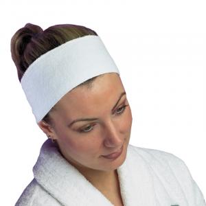 Hive Velcro Fixing Towelling Headband