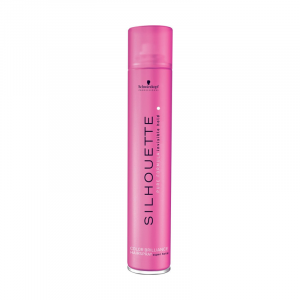 Silhouette Color Brilliance Hairspray