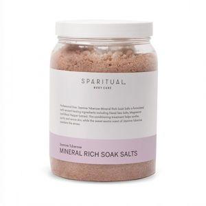 Jasmine Tuberose Mineral Rich Soak Salts