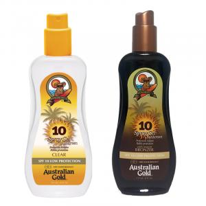Australian Gold SPF 10 Spray Gel