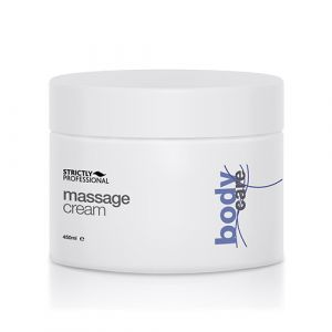 Strictly Pro Massage Cream