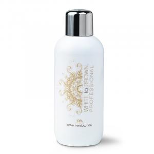 White to Brown 10% Spray Tan Professional Solution