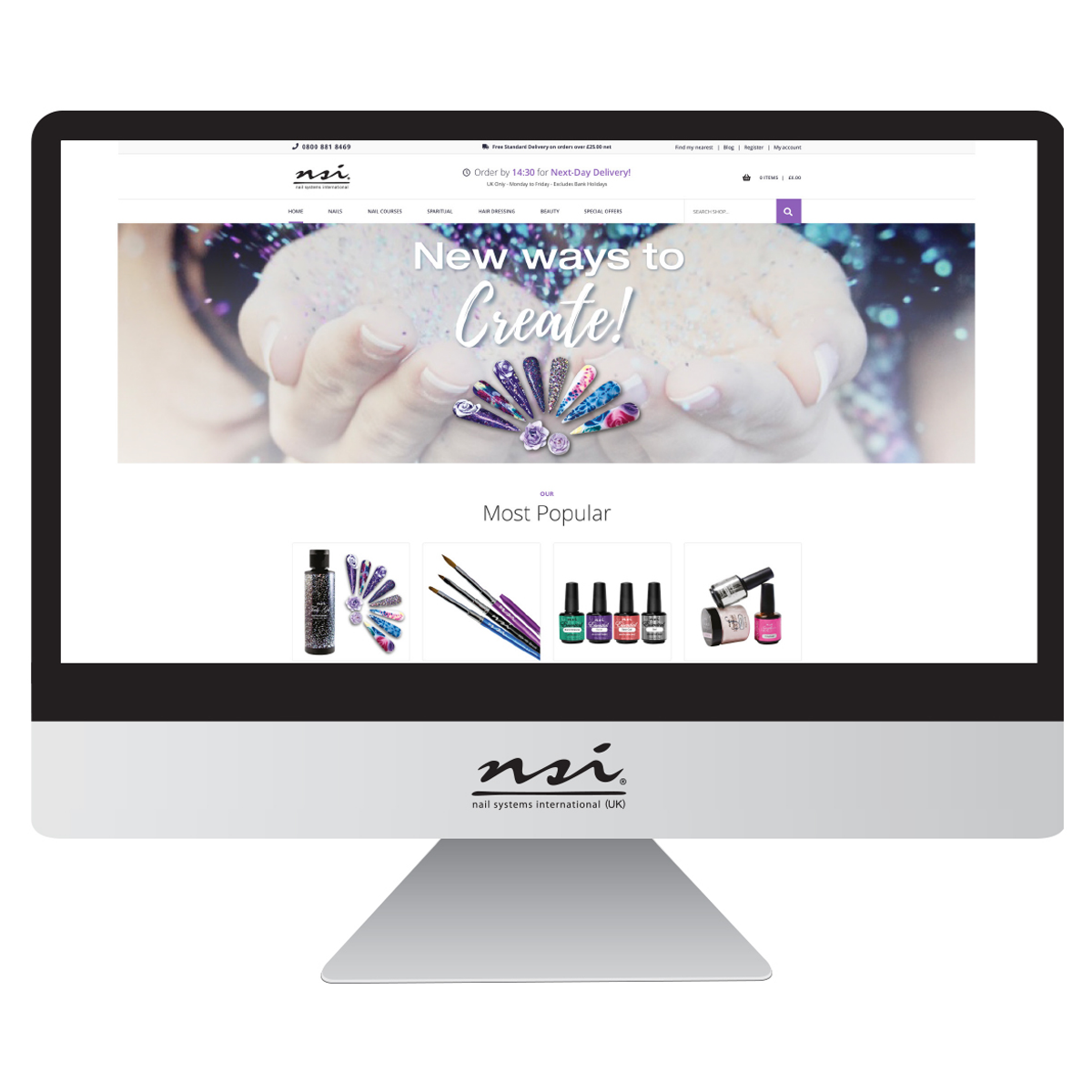 NSI Launches new website for 2019
