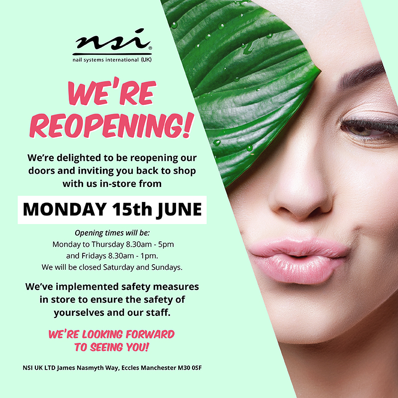 NSI Cash and Carry Manchester Reopening date confirmed as Monday 15th June