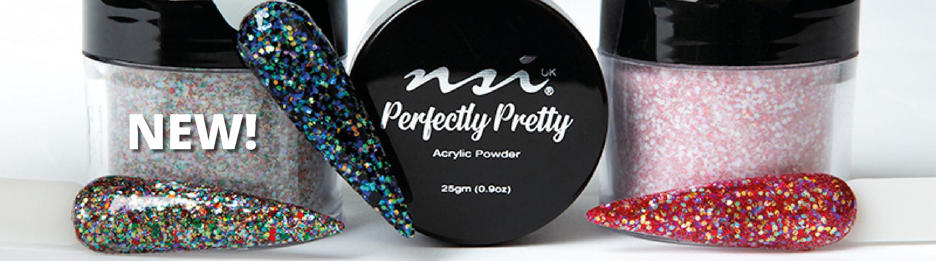 New Perfectly Pretty Powders